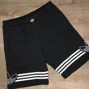 NWT Adidas kids shorts size L (13-14Y)